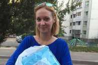 Волонтерка Марія Гобова: Все почалося із бензопили