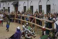 """Ювілейний фестиваль середньовічної культури """"Стародавній Меджибіж"""" у розпалі"""