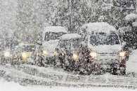 Кубань засипало снігом