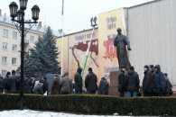 У Чернівцях ветерани МВС знову вимагають перерахунку пенсій (ФОТО)
