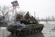 Піски АТО танк
