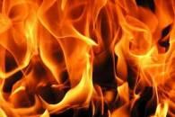 В Виноградовском районе на пожаре погибл…