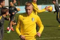 Український футбольний клуб офіційно пре…