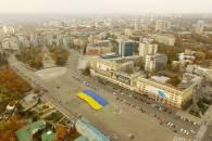 У Кернеса найбільший майдан України відд…