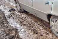 Окупаційна влада Криму в руйнуванні доріг звинувачує сніг