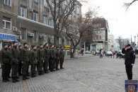 В Одесі нагороджували бійців нацгвардії (ФОТО)