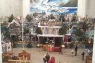У Тернополі встановили найбільшу в Україні шопку