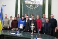 Кращих спортсменів та тренерів відзначили у Хмельницькому
