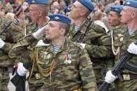 У переповненому військом Криму тепер будуть ще й ВДВшники