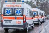 Миколаївські медики звітують, що ліків та пального достатньо у негоду