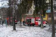На пожежі в Хмельницькому знайшли мертвого чоловіка