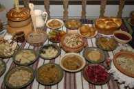 Яке символічне значення страв, якими смакували закарпатці на Святвечір