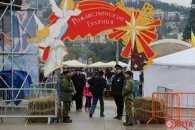 """В Ялті окупанти """"Різдвяне містечко"""" перетворили на зону підвищеної охорони"""