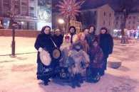 """""""Різдвяні зустрічі"""" біля головної ялинки Вінниччини перенесли через похолодання"""