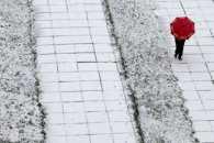 Киян попереджають про сніг, слизькі дороги та магнітну бурю