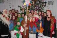 В Ізяславі фестивалили на Різдво