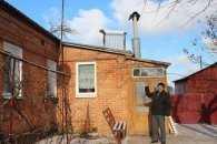 Як сумський тракторист впроваджує енергоощадні технології у своїй хаті