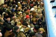 За рік у столичній підземці проїхалися майже півмільярда пасажирів