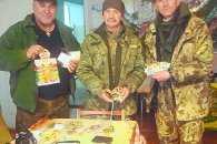 Закарпатські вояки в АТО отримали чуйні дитячі різдвяні листи
