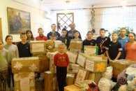 Калинівські діти влаштували свято ровесникам з Донбасу і захисникам України