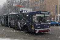 Сумчанам не вистачає тролейбусних зупинок
