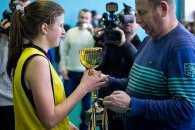 Мелітопольські студентки здобули перемогу на обласному турнірі зі стрітболу