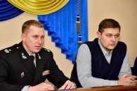 Аброськін представив нового керівника Кальміуської поліції (ФОТО)