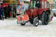 Вулиці Сум від снігу прибирає понад 40 одиниць техніки
