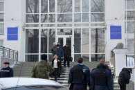 У Миколаєві мінування філії АМПУ у день приїзду Порошенка виявилося хибним