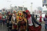 Як у Харкові щедрівки всією Україною співали (ФОТОРЕПОРТАЖ)