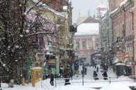 Закарпаття: прогноз погоди на 14 січня - без снігу не обійдеться