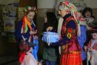 У Дніпрі на вокзалі АТОшники влаштували співочий флешмоб