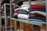 Вінничанин просить безкоштовне приміщення під благодійний банк одягу