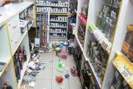 У Кам'янці п'яничка розгромила магазин