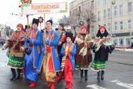 """На Старий Новий рік у  Вінниці відбулося """"Різдвяне диво"""""""