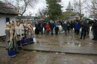 У Миколаївському зоопарку на Маланку водили козу