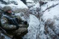 АТО: Бойовики 60 разів обстріляли позиції ЗСУ, загинув військовослужбовець