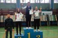 Сумські лучники перемогли у всеукраїнському турнірі