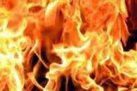 На Одещині чоловік напідпитку підпалив хату зі своєю родиною