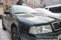У Тернополі авто викрали з-під носа правоохоронців
