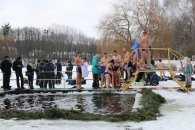 Де у Вінниці відбудеться святковий заплив моржів