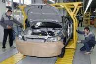 Запорізький автозавод скоротив виробництво автомобілів у сім разів