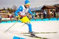 Сумські студенти перемогли у чемпіонаті України з лижних перегонів