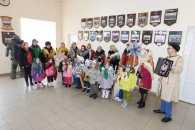 Центр розмінування ЗСУ приймав щедрувальників