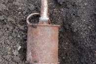 На Сумщині чоловік виявив гранату часів Другої світової у власному гаражі