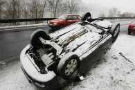 Ситуація з аварійністю на дорогах Хмельниччини знов критична