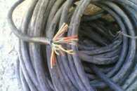 На Хмельниччині поцупили майже тисячу метрів кабелю
