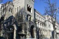 Виявлені в Палаці культури студентів фрески вивчать фахівці, - Урбанський