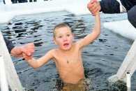 Сумчанам розповіли, як не нашкодити собі, купаючись на Водохреща