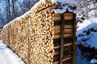 На Сумщині майже чотирьом тисячам родин бійців АТО завезли безкоштовні дрова